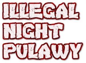 Illegal Night Puławy #2 @ parking Leroy Merlin