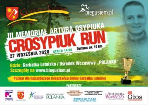 III crOsypiuk Run @ Garbatka-Letnisko